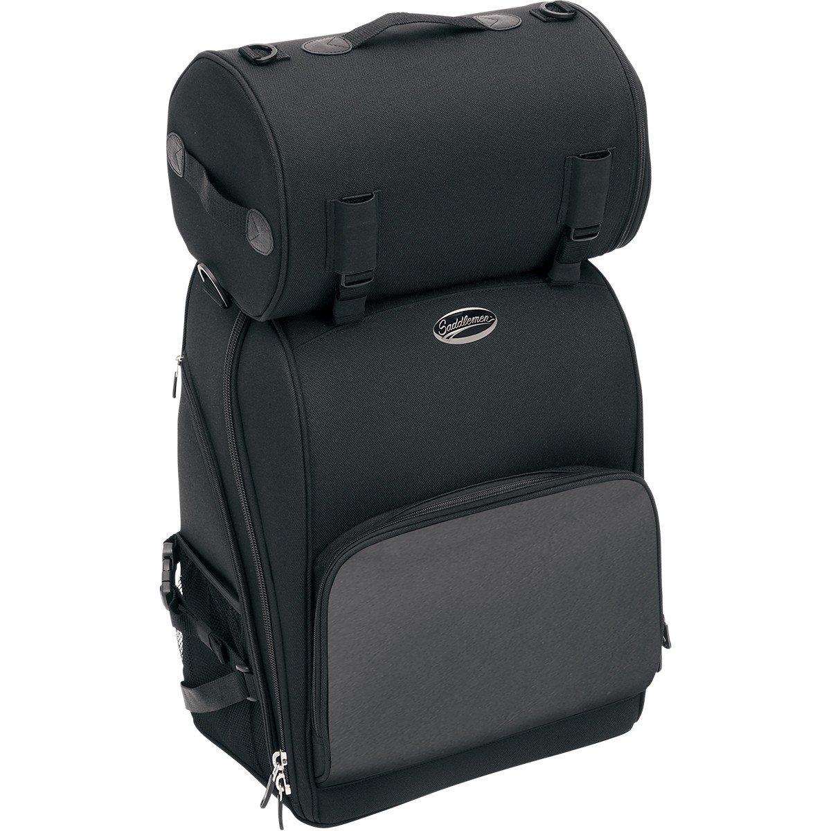 Borsa Sissy Bar Bag S2600 SADDLEMEN Universale Harley Davidson Custom Turismo 3515-0081