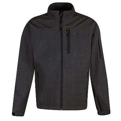 4d6b17ab070 Free Country Men s Dark Olive Print Soft Shell Jacket
