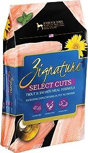 Zignature Select Cuts Limited Ingredient Formula Legume-Free Dry Dog Food