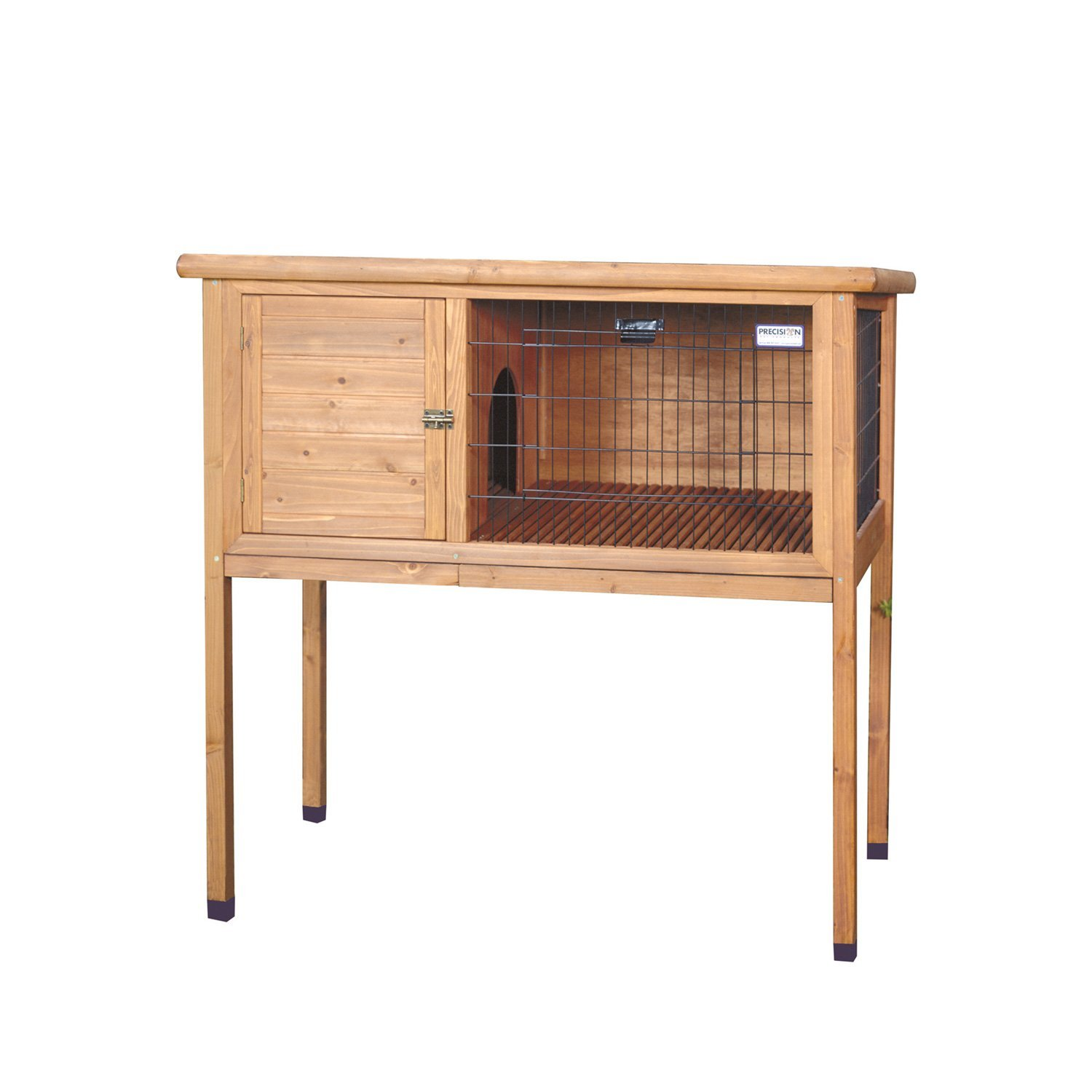 Precision Pet Extreme Rabbit Shack Large 48 in. x 24 in. x 46 in.