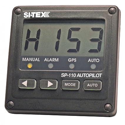Amazon.com: SI-TEX SP-110 Sistema w/Timón Feedback & tipo S ...