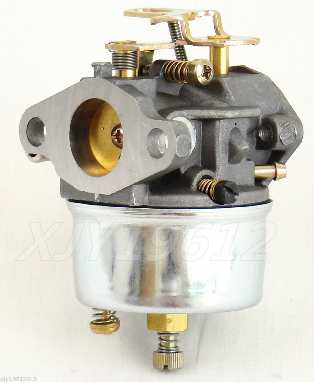 Carburetor Tecumseh 632113A632113 Toro 421 521 Snowblower 4hp 5hp Adjustable