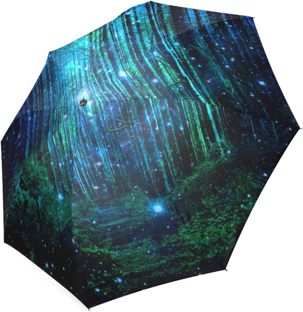 Beautytool Magical Path Folding Travel Umbrella