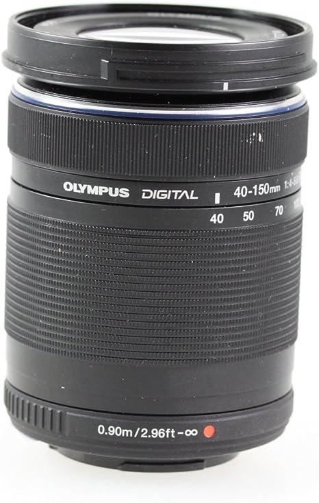Olympus Zoom Lens - Kit M.Zuiko 40-150mm R Plata (Apertura f/5.6-4 ...