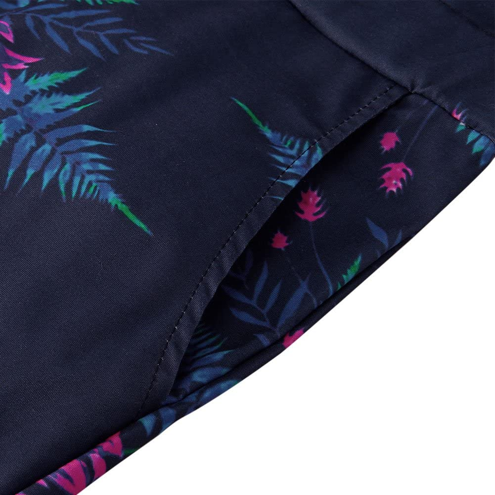 ALISISTER Onepiece Jumpsuit Herren Sommer M/änner 3D Lustig Zipper Kurz Anzug Kost/üm Overall Strampler