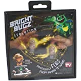 Yellow Bright Bugz Evolution Magic Lights by NOWSTALGIC TOYS