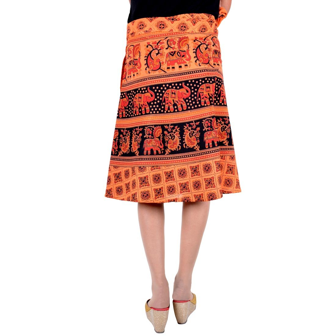 ae48ab0dbd Indian Cotton Skirts Knee Length – DACC
