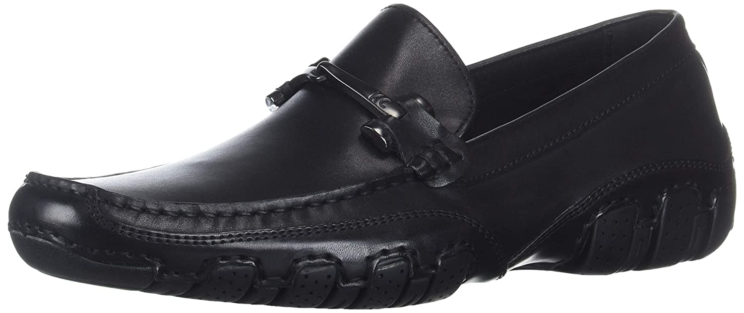 Svarte Kenneth Cole Reaction herrar herrar herrar herrar Leon Driver B Loafer  klassiskt mode