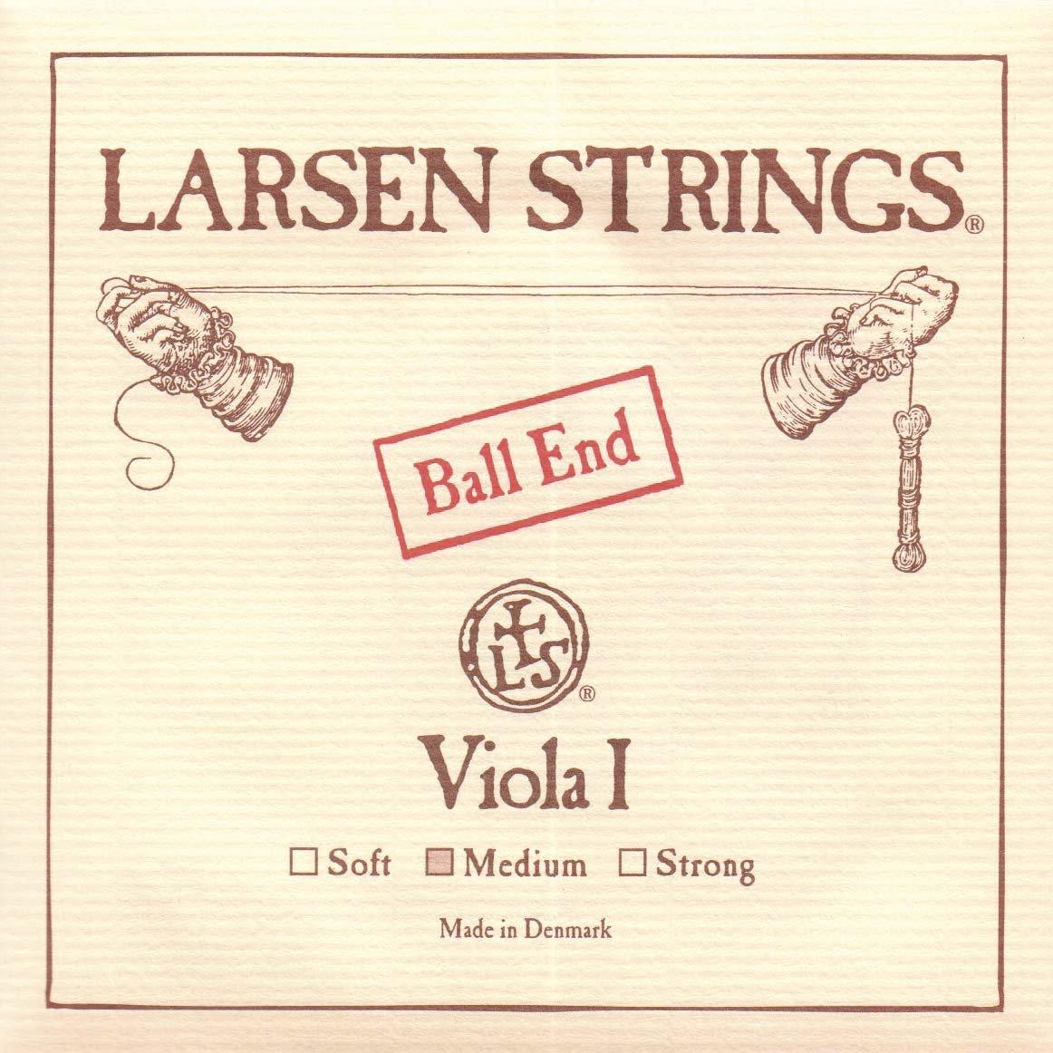 Larsen up to 16.5'' Viola A String Medium Aluminum/Steel Ball-End