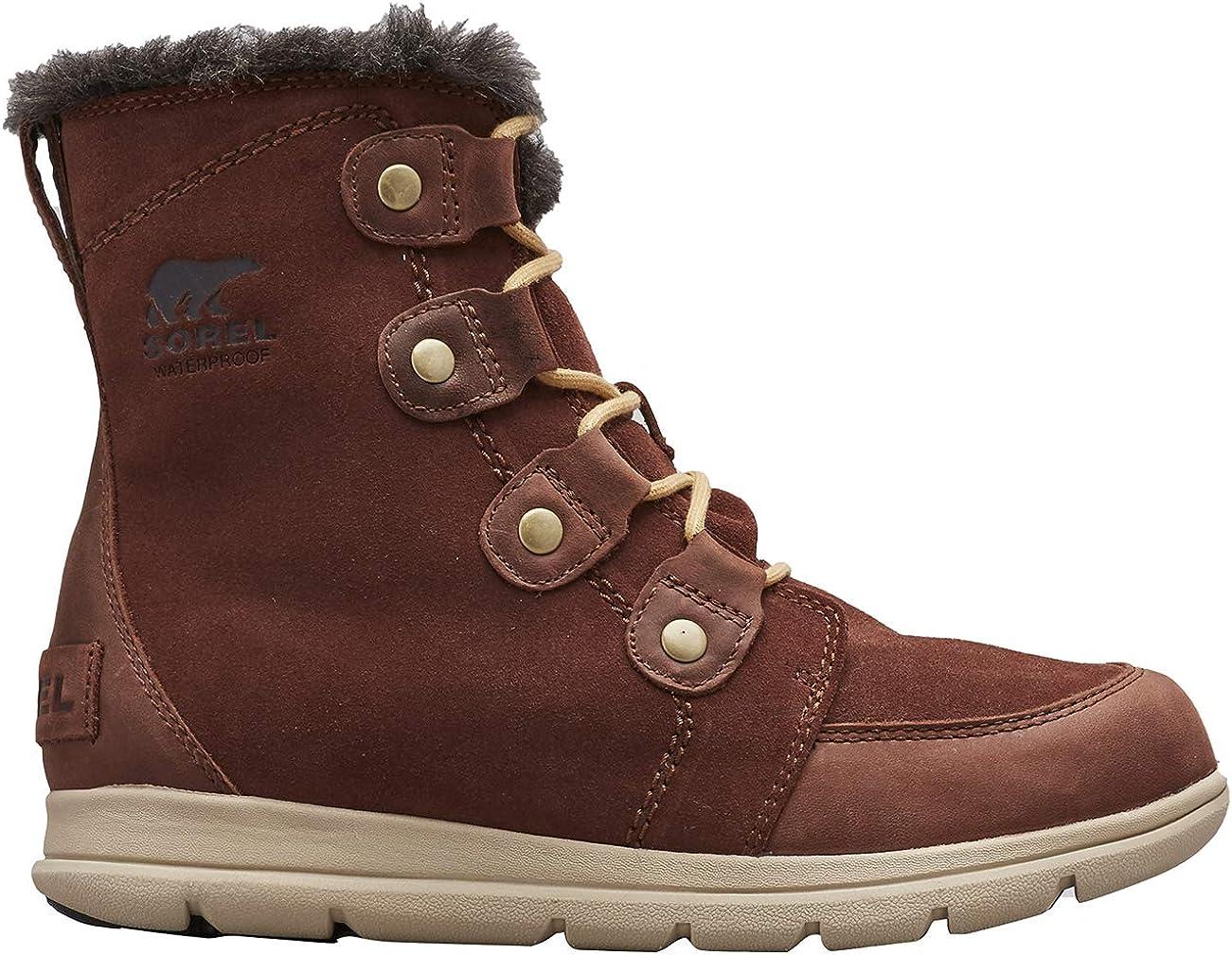 Sorel Womens Explorer Joan Boots