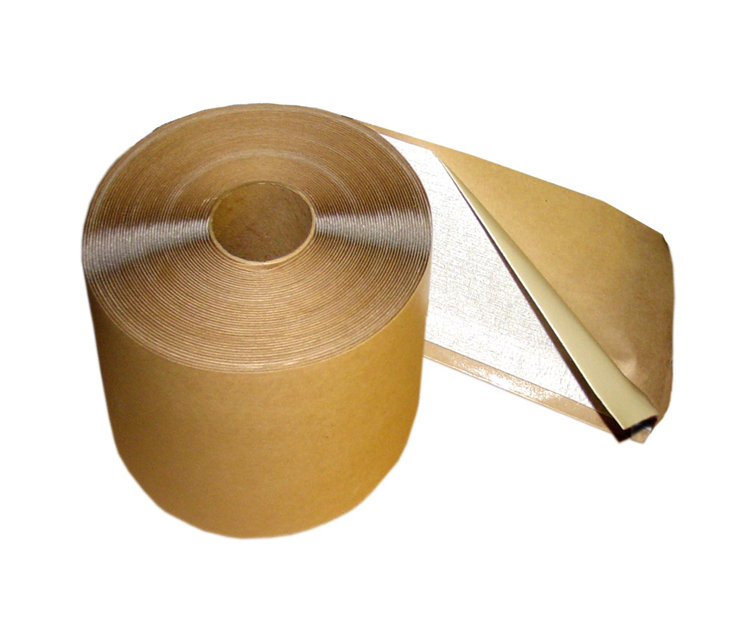 Ames PS650 6'' x50' Peel & Stick Seam Tape, 4 Piece by Ames