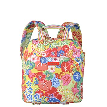 b7b194304e0 Oilily Women's Backpack multi-coloured Multicolor (Bunt): Amazon.co.uk:  Shoes & Bags