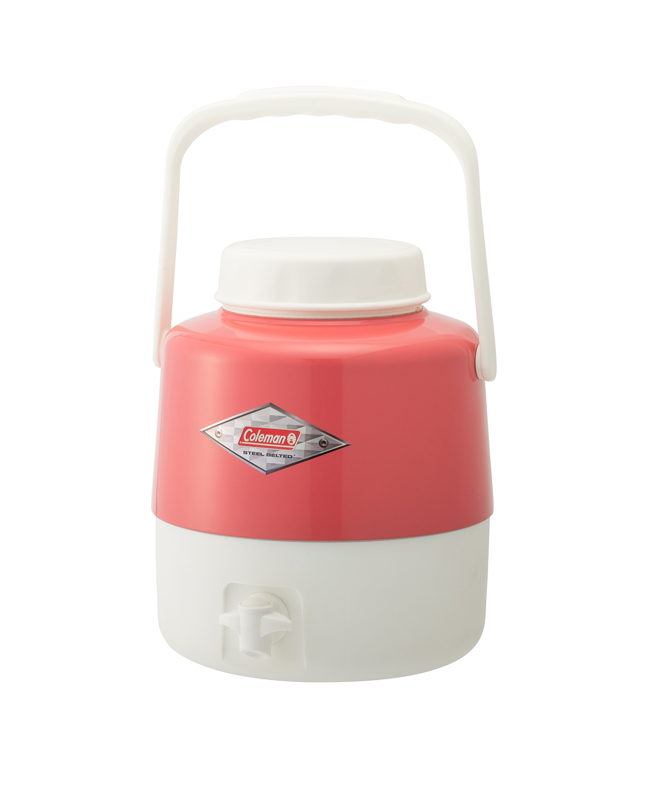 Coleman (Coleman) cooler steel belt jug /1.3G Strawberry 2000027866