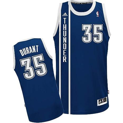9808052f2de55 NBA Oklahoma City Thunder Kevin Durant #35 Youth Swingman Alternate Jersey,  Small