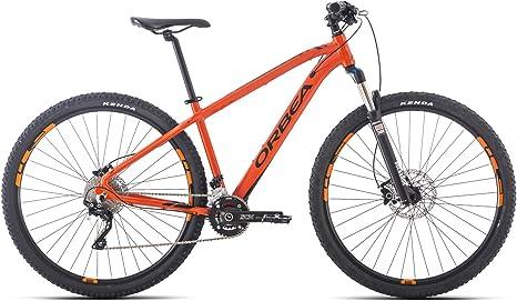 Bicicleta Montaña Orbea MX 10, 29 pulgadas, talla XL, naranja ...