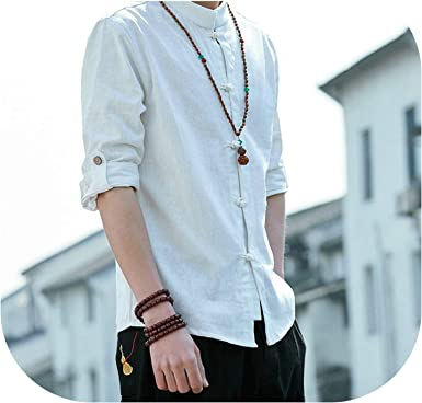 Tradicional chino ropa oriental hombre tangsuit chino ...
