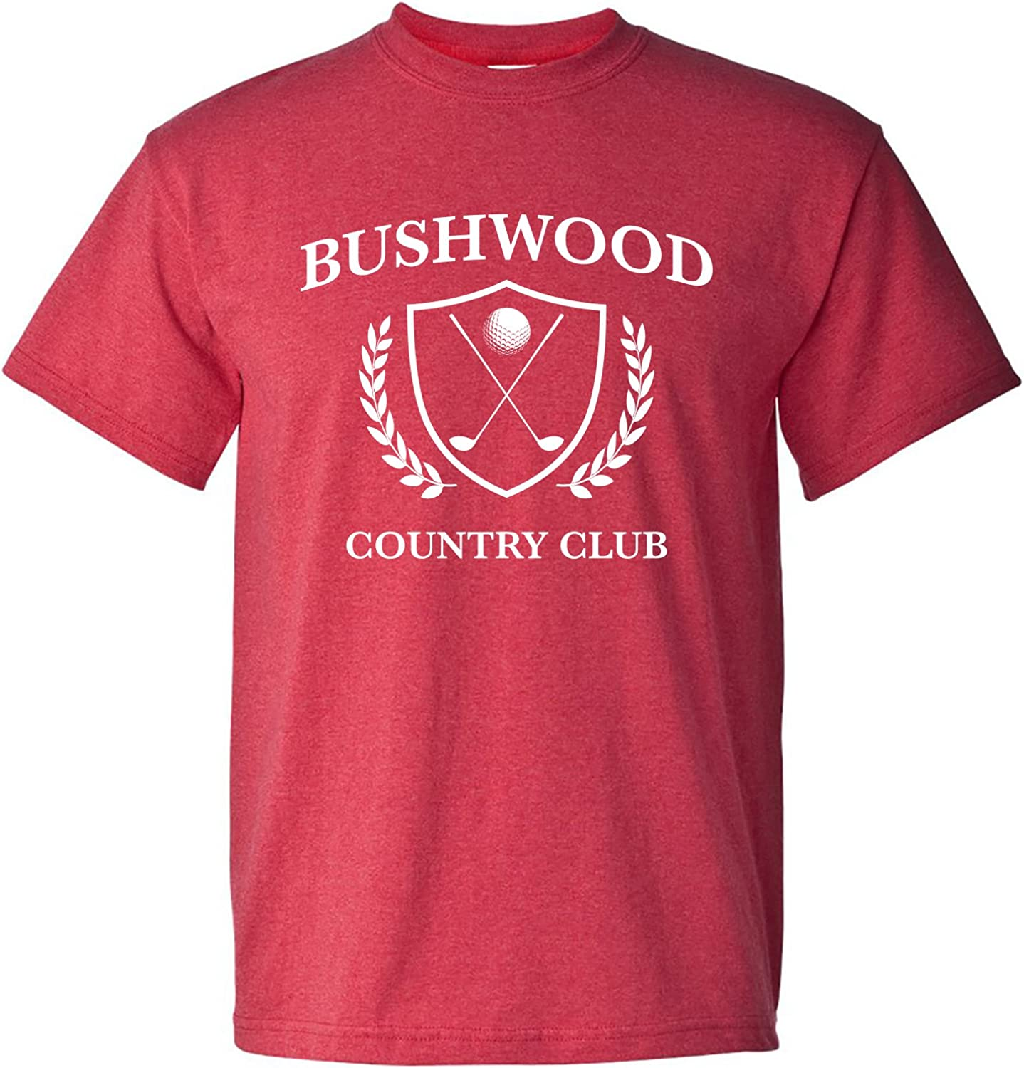 UGP Campus Apparel Bushwood Country Club - Funny Golf Golfing T Shirt