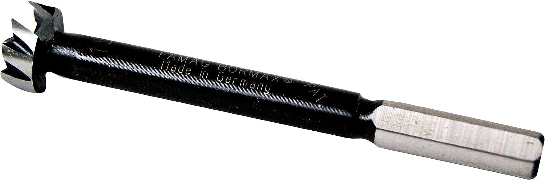 FAMAG 162204400 Bormax 2.0 Forstner bit alloyed Tool Steel 43 mm 44 x 57 x 90 mm Tige: 10 mm