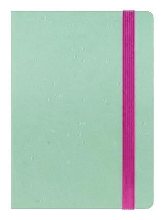 Legami ag121625 Agenda 12 meses, 8 x 11 cm, aqua