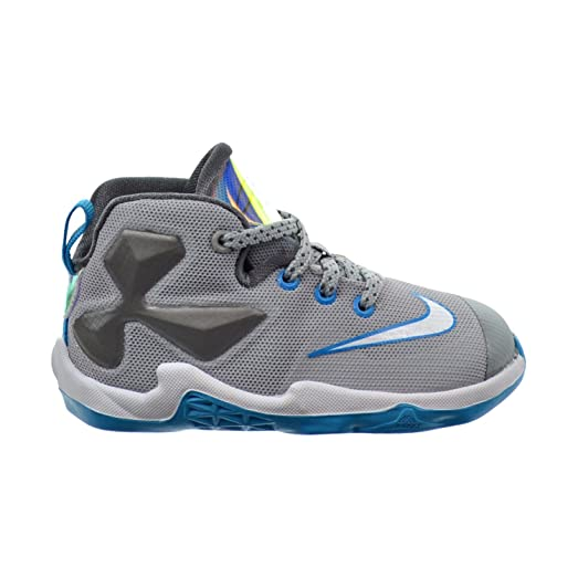 5703a09ba69 ... netherlands nike lebron xiii td toddlers shoes wolf grey white blue  lagoon 732db f9d18