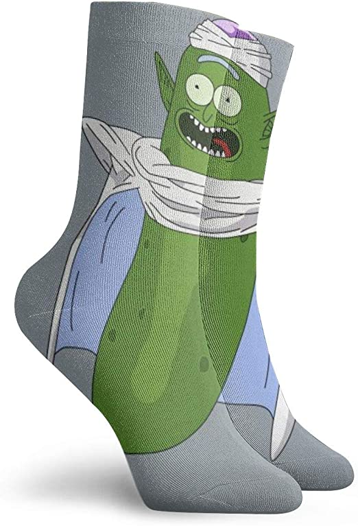 Anime Rick Morty Chaussettes Unisexe Adulte Casual Crew Chaussettes Anime Imprimer Crew Chaussettes Chaussettes