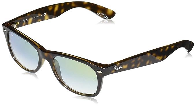 RAY-BAN 710/Y0 Gafas de sol, Havana, 51 para Hombre: Amazon ...