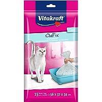 Vitakraft Higieniczne worki dla kotów Clo fix w worku, 1 x 15 szt