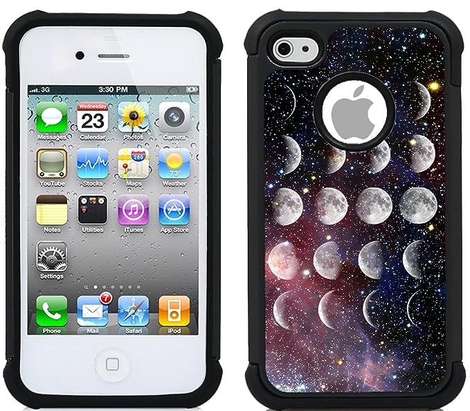 funda iphone 4 lunares
