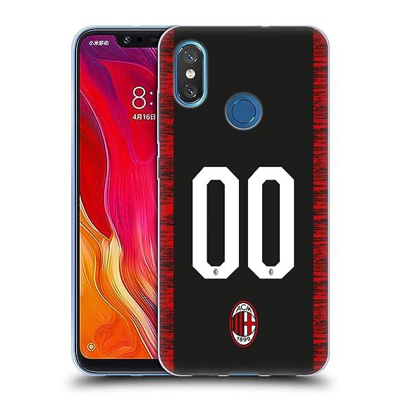 Amazon com: Custom Customized Personalized AC Milan Third 2018/19