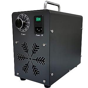 Sundon Ozone Generator - O3 Ionizer - Portable Commercial & Industrial Use Machine