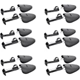 Shoeshine Shoe Trees (6 Pairs) Shoe Shapers Stretcher Adjustable Shoe Trees
