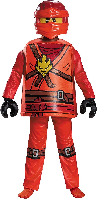 Boys LEGO Ninjago Prestige Kai Halloween Costume