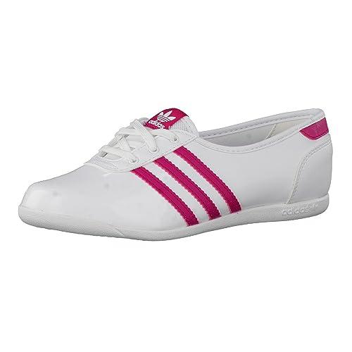 adidas Originals Forum Slipper K-2 D67272 Unisex - Kinder Sneaker
