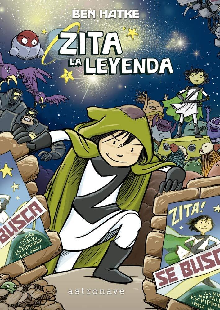 ZITA 02, LA LEYENDA: Amazon.es: Ben Hatke, Xisca Mas ...