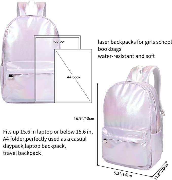 Abstract Water and Fire Basketball Laptop Backpack for Girls School College Backpack Lightweight Stylish and Durable Bag