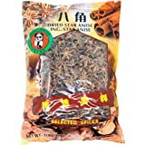 Happy Panda Whole Dried Star Anise Spice Pods - 16 Ounce (1 Pound)