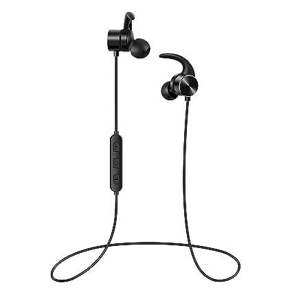 78adbc19033 Tranya Bluetooth in-Ear Wireless Headphones Sweat Proof, Magnetic ...