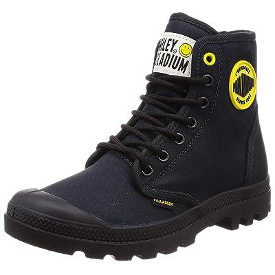 Palladium Unisex Pampa Smiley Festbag: Shoes