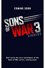 Sons of War 3: Sinners (The Sons of War Series) Kindle Edition