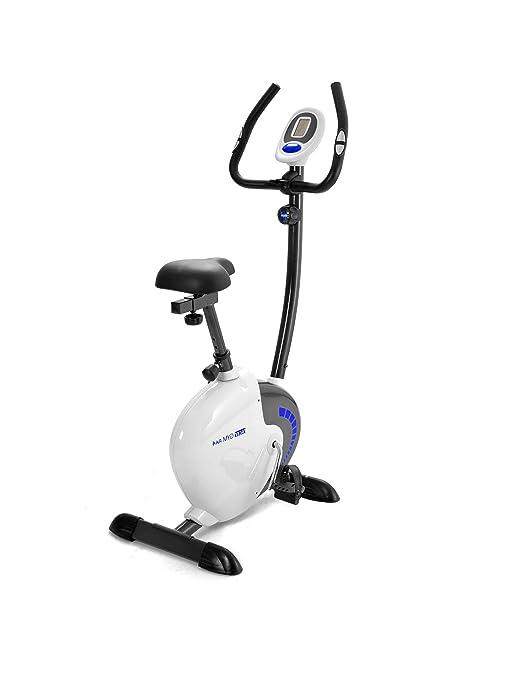 Fytter - Bicicleta Estática Racer Gym Ra4 Gris/Blanco: Amazon.es ...