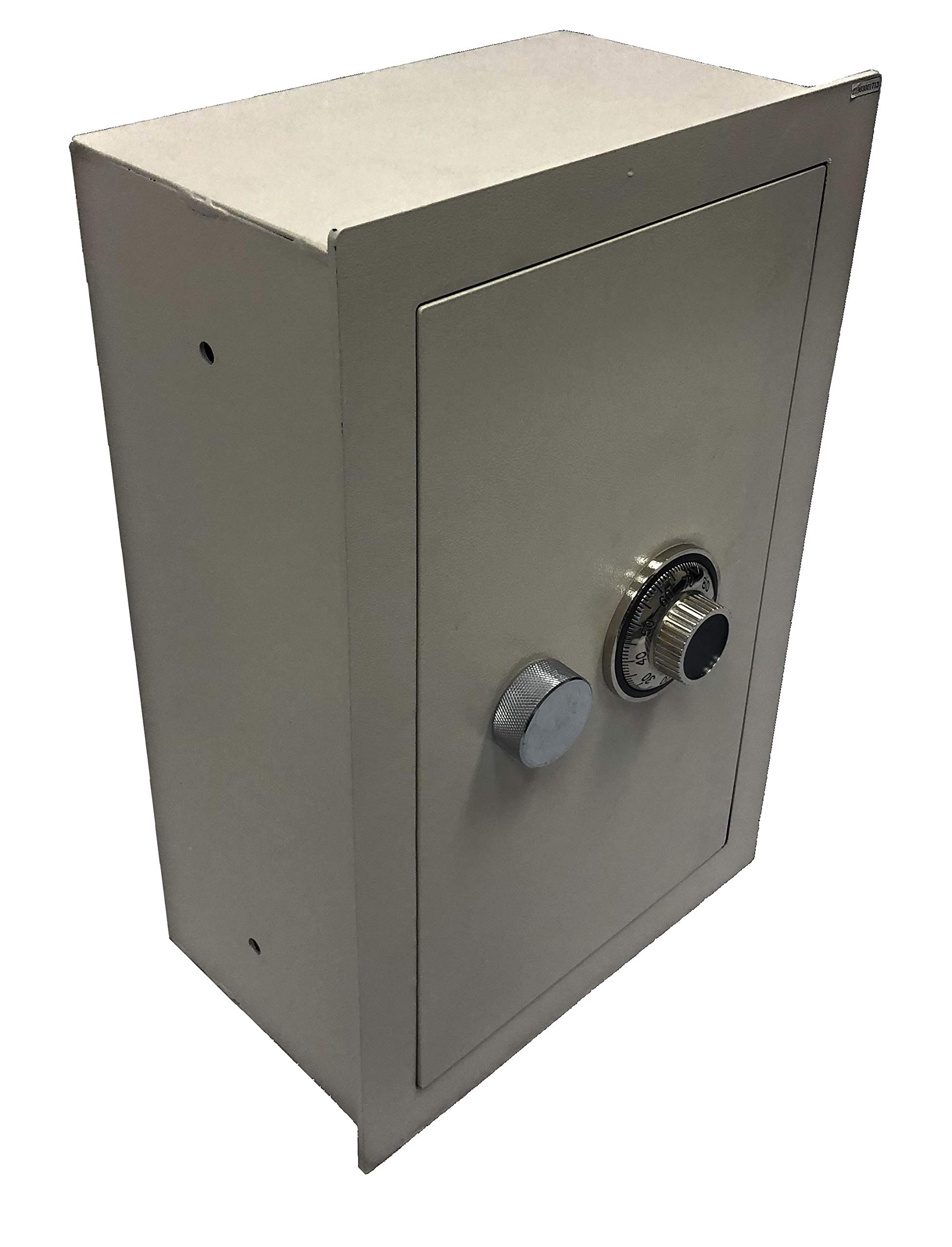 Southeastern Fire Resistant Wall Safe with Mechanical Dial Lock by Southeastern