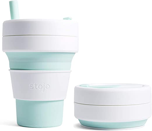 Home, Furniture & DIY Collapsible Coffee Cup Silicone Mug