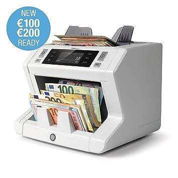 Safescan 2665-S - Contadora de billetes: Safescan: Amazon.es: Oficina y papelería