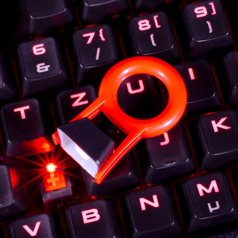 Keycap Puller Extractor de teclado para teclados mecánicos con Cherry MX, Kailh MX o Corsair MX: Amazon.es: Electrónica