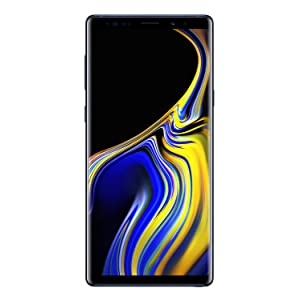 Samsung Galaxy Note 9 (Ocean Blue, 6GB RAM, 128GB Storage) with No Cost EMI/Additional Exchange Offers