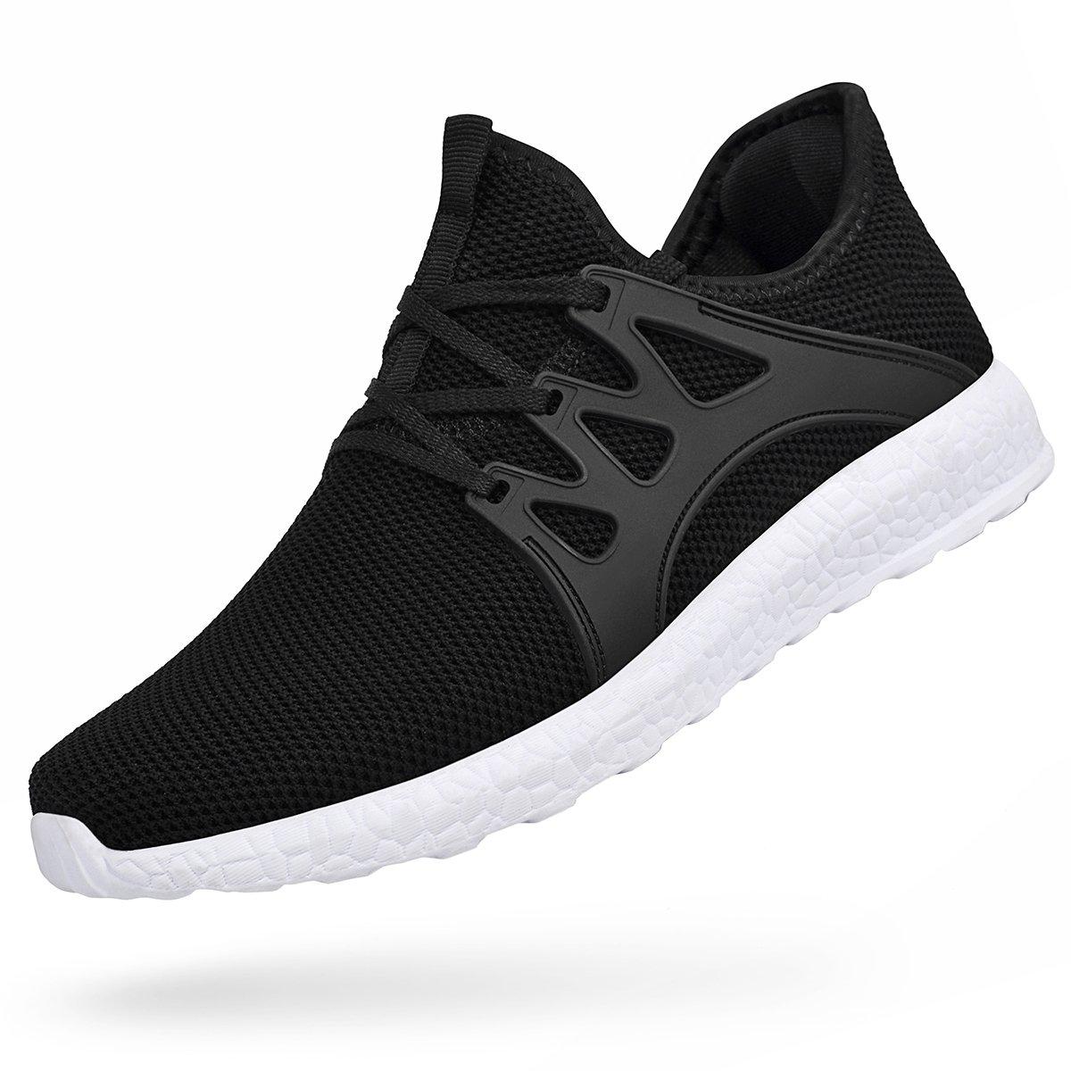4170501ce5c24 Galleon - ZOCAVIA Sneakers For Women Lightweight Mesh Tennis Gym ...