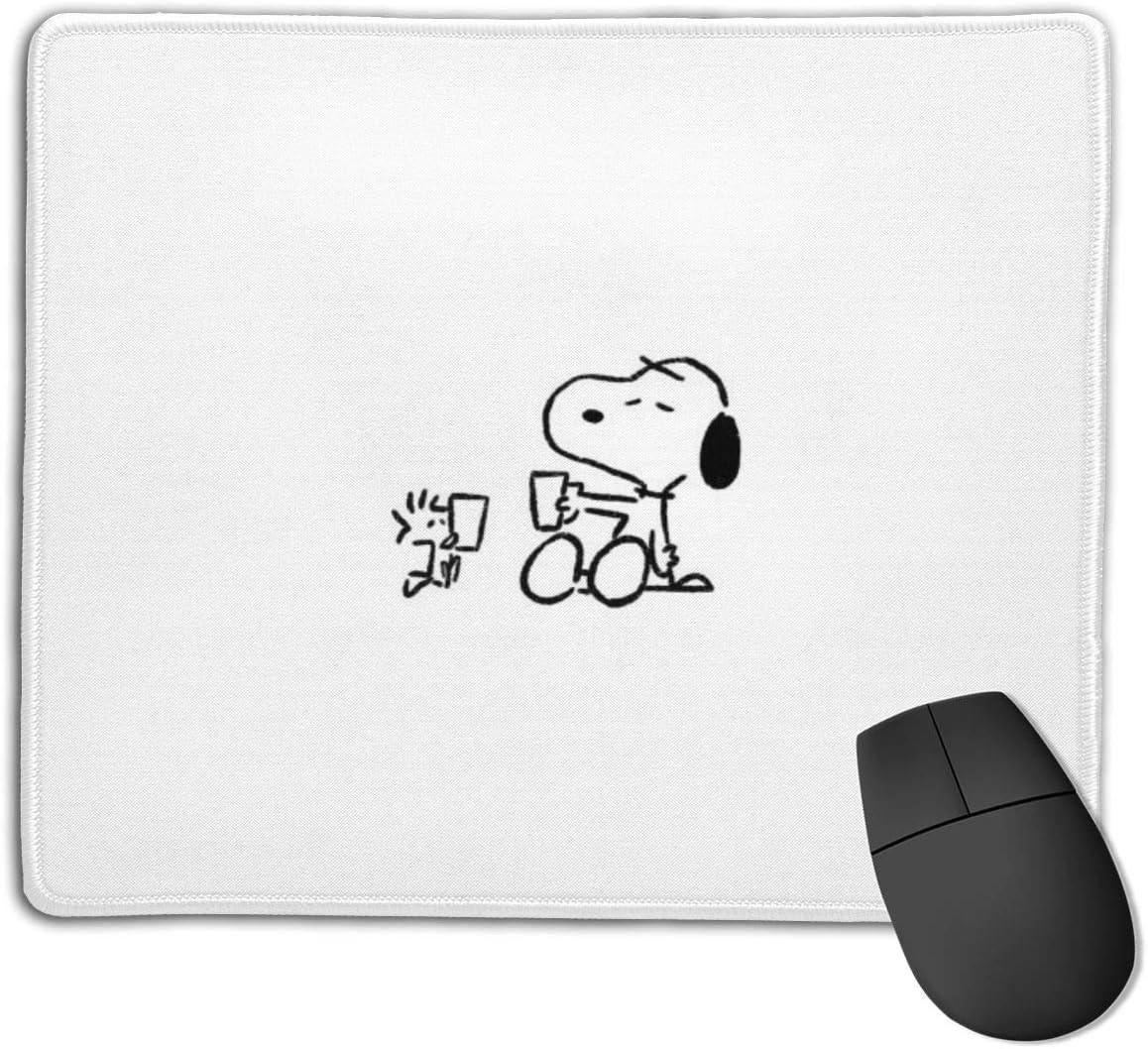 Amazon 壁紙5スヌーピー マウスパッド おしゃれ 高級感 ゲーミング オフィス最適 滑り止めゴム底 付着力が強い 耐久性が良 22x18x0 3cm Wcxddp マウスパッド 通販