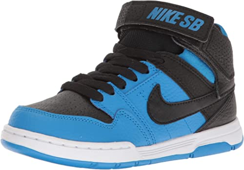 NIKE SB Mogan Mid 2 Jr Sneaker für Jungs Schwarz