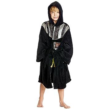 Albornoz infantil Star Wars Darth Vader negro - 7/9 Jahre