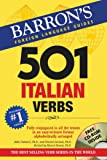 501 Italian Verbs (Barron's Foreign Language Guides)